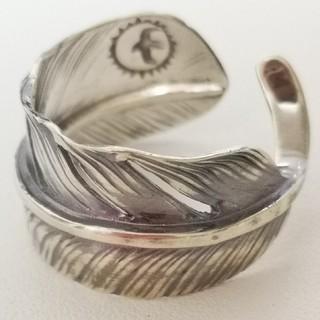 ゴローズ(goro's)の■ラクマ限定特価■ 全銀 シルバーリング 18号(リング(指輪))