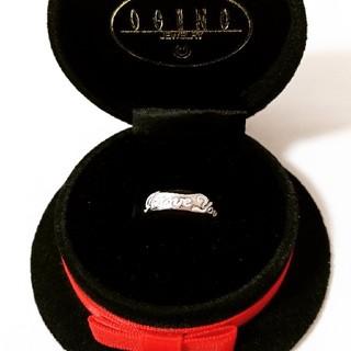 指輪 リング 4号 ピンキー 小さいサイズ (リング(指輪))