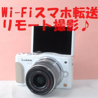 Panasonic - ★WI-FI&簡単キレイ自撮り タッチパネル★LUMIX GF6