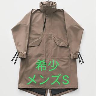 ハイク(HYKE)のGTX Military Coat ゴアテックス ミリタリー コート Men S(ミリタリージャケット)