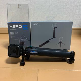 GoPro - GoPro + 3-way + 32GB