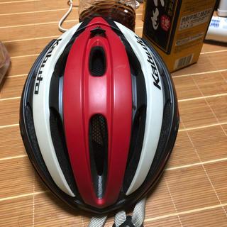 オージーケー(OGK)のカブトREZZRヘルメット(ウエア)