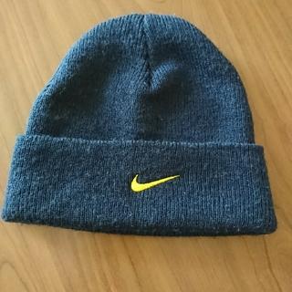 ナイキ(NIKE)のナイキニット帽Kids(帽子)