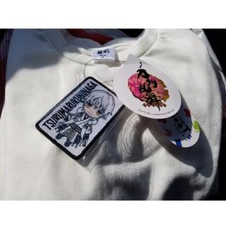 シマムラ(しまむら)の鶴丸 国永 トレーナー Mサイズ 刀剣乱舞 × しまむら(キャラクターグッズ)