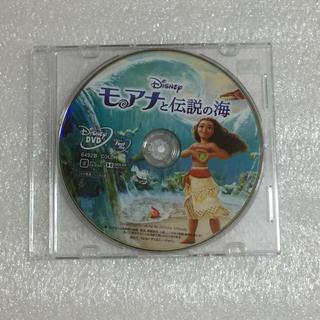 Disney - DVD【モアナと伝説の海】国内正規版