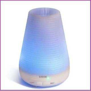 【オシャレ♪】超音波式加湿器 アロマディフューザー