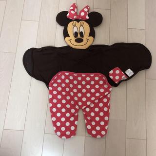 Disney - ミニーちゃん おくるみ