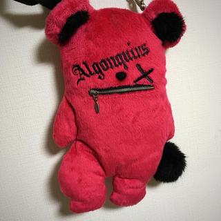 アルゴンキン(ALGONQUINS)のアルゴンキン くま クマ ぬいぐるみ ポシェット バッグ ALGONQUINS(その他)