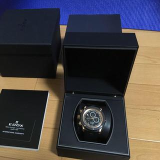 エドックス(EDOX)のえりりんこさん専用 EDOX 腕時計 クロノオフショア1(腕時計(デジタル))