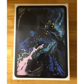 アップル(Apple)の新品 未開封 iPad pro 11インチ Wi-Fi 64GB シルバー(タブレット)