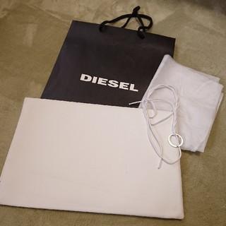 ディーゼル(DIESEL)のな様専用DIESELラッピング一式白+黒の2点セット(ラッピング/包装)