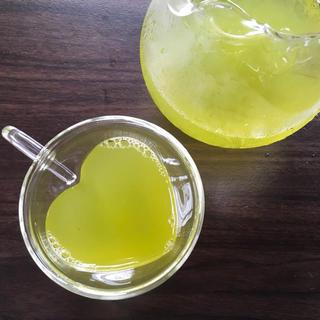 ダブルウォールグラスハートマグ(グラス/カップ)
