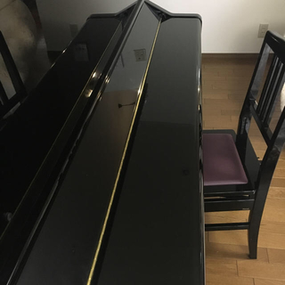 ヤマハ - ヤマハ YU11 アップライトピアノ