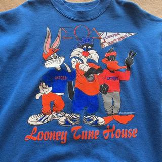 サントニブンノイチ(サントニブンノイチ)の90s Looney Tunes Vintage トレーナー(スウェット)