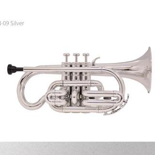 タイガー Tiger trumpet コルネット(トランペット)