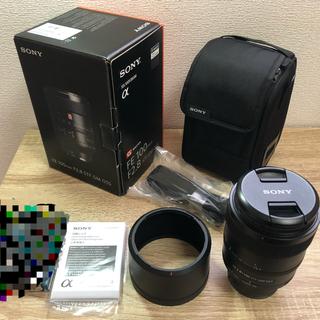 ソニー(SONY)のSONY SEL100F28GM(レンズ(単焦点))