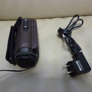 JVC ビデオカメラ Everio GZ-F270-T [ブラウン](ビデオカメラ)