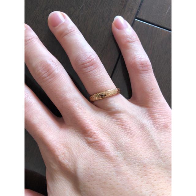 アクアシルバー リング メンズのアクセサリー(リング(指輪))の商品写真