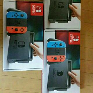 ニンテンドースイッチ(Nintendo Switch)のニンテンドースイッチ本体 33台(家庭用ゲーム本体)