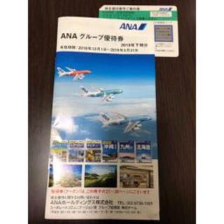 ANA株主優待券 100枚セット(航空券)