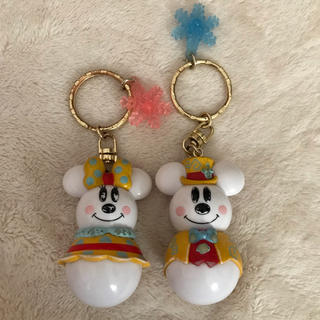 3a98aa4e6027 ディズニー(Disney)の東京 ディズニー リゾート 30周年 キーホルダー 金コス ミッキー ミニー(