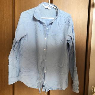 ネイビーナチュラル(navy natural)のおしゃれワイシャツ(シャツ/ブラウス(長袖/七分))