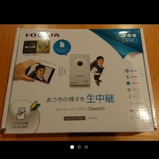アイオーデータ(IODATA)のライブネットワークカメラ  TS-WRLC IODATA(その他)