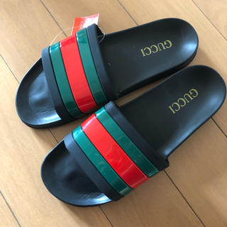 Gucci - GUCCI サンダル 中国製