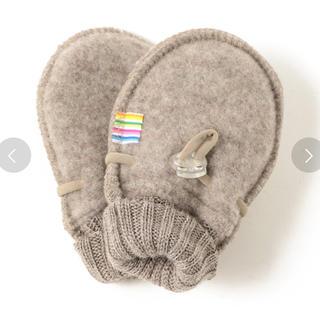 コドモビームス(こども ビームス)のjoha / ソフトウール ベビー ミトン (3ヶ月~)(手袋)