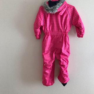 Pocketbear ポケットベア スキーウェア 女児 110(ウエア)