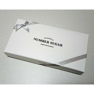 【キャラメル】ナンバーシュガー  24個(菓子/デザート)