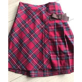 ジーユー(GU)のGUスカート140(スカート)