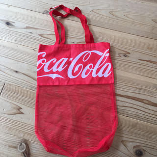 コカコーラ(コカ・コーラ)のエコバッグ(エコバッグ)