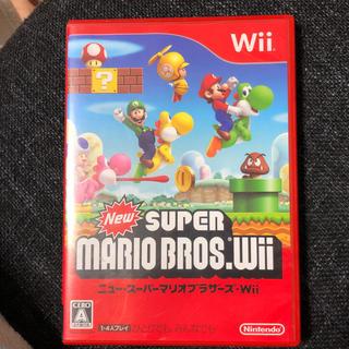 ウィー(Wii)のスーパーマリオブラザーズ Wii(家庭用ゲームソフト)