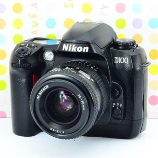ニコン(Nikon)の✨美フォルムNIKONの入門機✨ニコン NIKON D100(デジタル一眼)