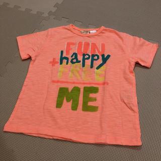 ザラ(ZARA)のZARA 男の子98cm(2,3歳向け)Tシャツ新品タグ付き(Tシャツ/カットソー)