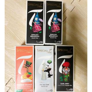 ネスレ(Nestle)のspecial T(茶)
