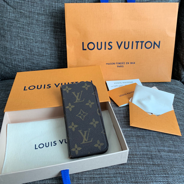 LOUIS VUITTON - ルイヴィトン iPhone7ケースの通販 by ano's shop|ルイヴィトンならラクマ