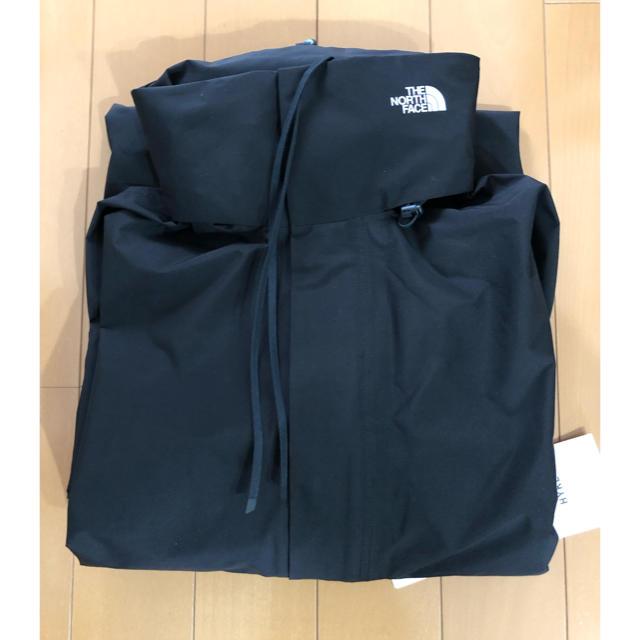 HYKE(ハイク)のthe north face × hyke military coat 黒 L メンズのジャケット/アウター(ミリタリージャケット)の商品写真