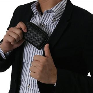 ボッテガヴェネタ(Bottega Veneta)のBOTTEGA VENETA コインケース イントレチャート 財布(コインケース/小銭入れ)