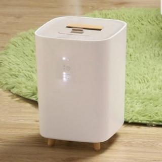 完売品👻ハイブリッド加湿器 ホワイト