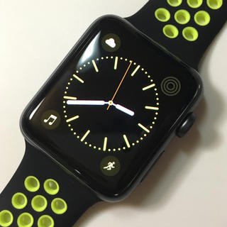 Apple Watch series2 42mm  Space Gray