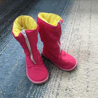 チッカチッカブーンブーン(CHICKA CHICKA BOOM BOOM)のブーツ18cm(ブーツ)