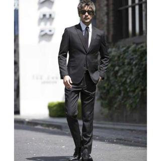 エイエスエム(A.S.M ATELIER SAB MEN)の黒シャドーストライプスーツ A.S.M ATELIER SAB for men(セットアップ)