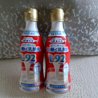 カルピス L-92 守る働く乳酸菌