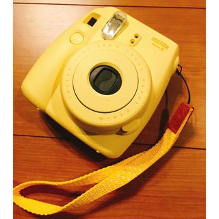 フジフイルム(富士フイルム)のチェキ instax mini 8(フィルムカメラ)