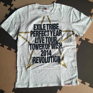 エグザイル トライブ(EXILE TRIBE)のEXILE tribeTシャツ(Tシャツ(半袖/袖なし))