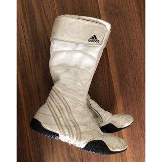 アディダス(adidas)のadidas キルティング ブーツ(ブーツ)