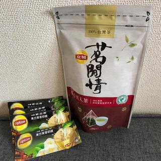 台湾 リプトン東方美人茶 ジャスミン紅茶(茶)