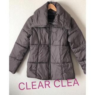 クリアクレア(clear crea)のダウンジャケット 【CLEAR  CLEA】(ダウンジャケット)